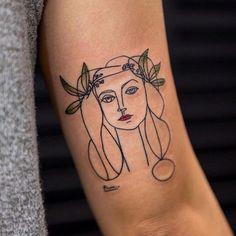 Picasso tattoos