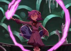 Disney Channel, Speed Art, Anime Stickers, Owl House, Disney Art, Art Sketches, Cute Art, Witch, Fan Art