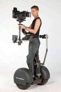 The Camera Bag: Steadiseg Segway-Steadicam mobile camera rig helps capture the Olympic Games