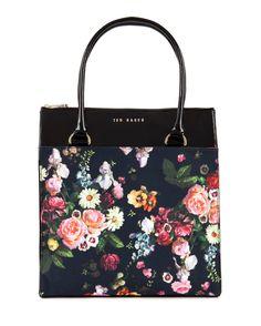 Floral printed shopper - KOOLA - Ted Baker