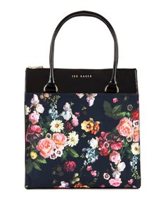 Floral printed shopper - KOOLA - Ted Baker