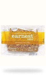 Earnest Eats power bar recipes