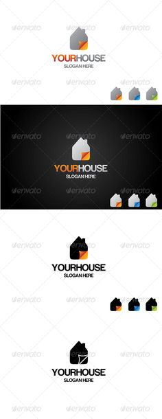 House Building Real Estate Repair #GraphicRiver This logo could be used related something to buildings or real estate, also it could be used for house/buildings repair. You can use it on prints, business cards, t-shirts, websites, everywhere you want. Included 4 versions of logo like in samples. Fully vectorised Logo colors and text easy editable. Color mode: CMYK – ready for printing 2 formats: Adobe Illustrator (Ai) with editable text. *Eps To use logo fully editable, you should download…