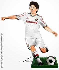 Imagens neste link: http://www.souzaarte.com/#!untitled/cnfd/tag/caricatura