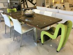 Take a sneak peek at our gorgeous Antonella Natural Wood Dining Table that just arrived! Stop by and check it in person at our Boca Raton showroom!   Find the Antonella and more contemporary dining tables @ www.sobefurniture.com  #RefreshYourHome #ModernFurniture #SoBeFurniture #naturalwood #interiordesign #interior #decor #homedesign #bocaratondesign #bocaratonfurniture  #furniture #Miami #sofa #sectional #dining #table #chair  #modern #bed #living #bedroom #italian  #contemporaryfurniture
