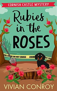 Guinevere Evans has a dream job cataloging books at Cornish Castle on the tidal island of Cornisea. With her fur BF, Dolly by her side she gets to know the people and history of the beautiful island. And from time to time, comes across a body. READ MORE... http://www.thecozyreview.com