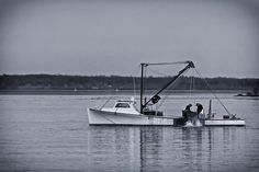 Oyster Boat on the Patuxent