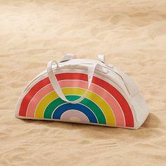 Um arco-íris mais frio para trazer em todas as suas aventuras da praia do verão. | 30 Ingeniously Designed Versions Of Everyday Products