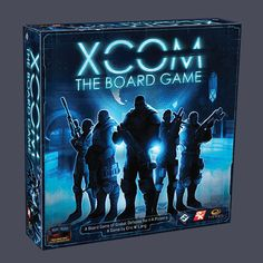 Alter Ego Games - XCOM The Board Game, $40.99 (http://alteregogames.net/xcom-the-board-game/)