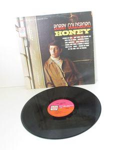 Bobby Goldsboro Honey  Vinyl LP Record Album by AJsRockinRecordCo, $18.00