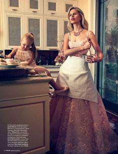 ☆ Karolina Kurkova   Photography by Norman Jean Roy   For Tatler Magazine Russia   May 2014 ☆ #Karolina_Kurkova #Norman_Jean_Roy #Tatler #2014