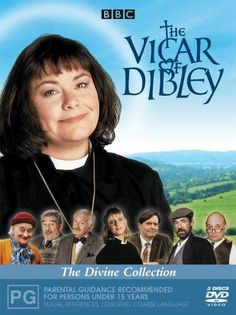 The Vicar Of Dibley-one of my very favorites!