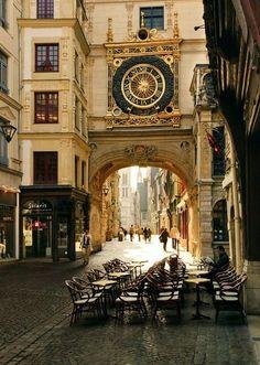 City Sidewalks