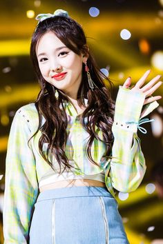 Photo album containing 2 pictures of Nayeon