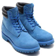 1a951db64 Timberland × atmos 6 inch Double Collar Boot BLUE NUBUCK – Atmos New York  Timberland 6