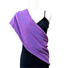 ■Versatile scarf features a concealed, zippered pocket  ■Carry essential items without a handbag  ■Accommodates a wallet, cell phone, compact, or keys  ■Keep passport or money safe while traveling  ■Fashionable scarf can be worn several ways  ■Wear as an infinity scarf, across the body, or fold into a clutch  ■Scarf circumference: 27-29 inches