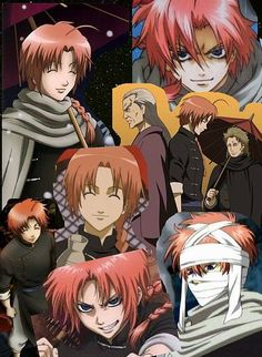 Kamui Gintama, Haikyuu, Samurai, Anime, Boys, Character, Princesses, Fan Art, Display