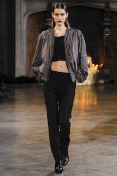 Katie Gallagher fashion collection, autumn/winter 2014