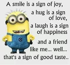 humor gracioso For all Minions fans this is your lucky day, we have collected some latest fresh insanely hilarious Collection of Minions memes and Funny picturess Minion Humour, Funny Minion Memes, Minions Quotes, Minions Minions, Happy Minions, Minion Dave, Minions Cartoon, Funny School Jokes, Funny Love