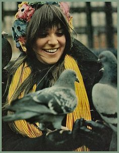 I ride my bike, I rollerskate don't drive no car. don't go so fast, but I go pretty far. for somebody who don't drive, I been all around the world. some people say I done alright for a girl - melanie safka