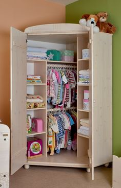 Space Saving Furniture, Home Decor Furniture, Kids Furniture, Furniture Design, Bedroom Decor For Teen Girls, Baby Room Decor, Kids Bedroom, Wardrobe Design Bedroom, Girl Bedroom Designs