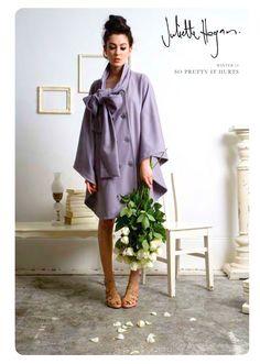 """juliette hogan boutique: juliette hogan's winter 10 collection """"so pretty it hurts"""" Coats For Women, Vintage Outfits, Autumn Fashion, Dress Up, Feminine, Style Inspiration, Fashion Outfits, My Style, Pretty"""
