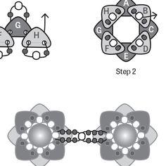 Silver Star Bracelet Pattern for CzechMates by Nichole Starman