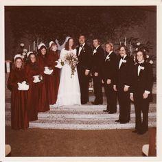 Winter Wedding, 1974
