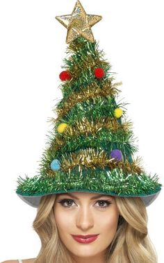 15 mejores imágenes de sombreros de navidad  6fdb451feae