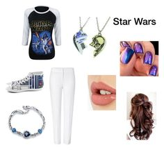 """Star Wars"" by twinkle102 ❤ liked on Polyvore featuring ESCADA, R2 and Charlotte Tilbury"