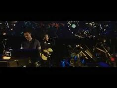 Coldplay Live Ink