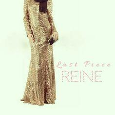 LAST PIECE  ♡  Mob: +962 798 070 931 Tel: +962 6 585 6272   #Reine #ReineWorld #BeReine #Dresses #LongSleevedDress #Amman #BeAmman #GoLocalJO #LoveJordan #LoveReine #InstaReine #InstaDress #InstaHijab #EveningDresses #HijabDress #Hijabers #Modesty #ModestDress #Fashion #Fashionista #FashionAddict #FashionSymphony #NewArrival #NewCollection #HijabChic #ModestCouture #JustArrived #NewIn #EidCollection #RamadanCollection