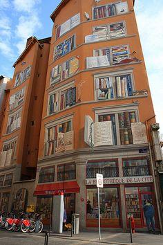 La bibliothèque de la cité | Flickr - Photo Sharing!