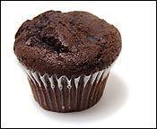 Ooey Gooey Chocolate Cherry Muffins (1 muffin: 131 calories, PointsPlus® value 4)