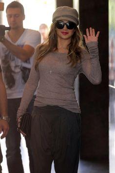 Jennifer Lopez at the Four Seasons Lisbon