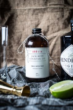 Flourishing Foodie: How to Make the Perfect Gin and Tonic