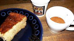 #bananacake #bananenkuchen #muzlukek #keyif #vegetarian #cozy #espresso #foodporn #instafood #instacafe #instaistanbul #canimistanbul #mahallebomonti #mahallecafe  #deutscherluchen #laflafa @laflafa #germancakes #takeawaycoffee #takeawaycake #siparis #vegetarisch #istanbul #berlinstyle #chitchat  #yumi by madame_bomonti