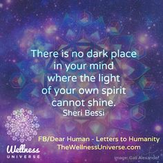 The Wellness Universe Quote of The Day  by Sheri Bessi 118