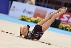Ganna Rizatdinova (Ukraine), World Cup (Sofia) 2016