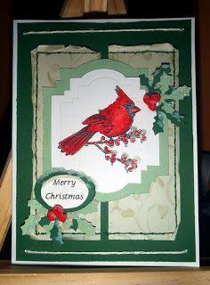 Kika's Designs : Cardinal