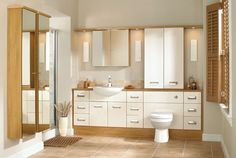 bella - original fitted furniture - bathroom furniture ranges > - bathrooms