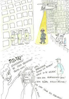 België in paniek over komst Obama op 26maart - Obama is coming to Belgium