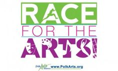 Support arts & cultural resources in Polk County at the March 3rd Race for the Arts.