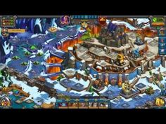 Nords Heroes of the North FB 1  - Nords Heroes of the North is a Free to Play, Online Strategy MMO [massively multi-player online] Game that draws its inspiration from age-old tales of Norse mythology like Thor and Odin