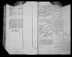 Ignazio Garitta & Rosa Perniciaro 1836 marriage record
