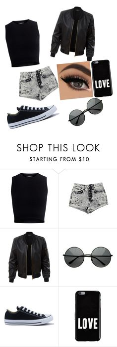 """Untitled #53"" by lejlasehic ❤ liked on Polyvore featuring Theory, Carmar, LE3NO, Converse and Givenchy"