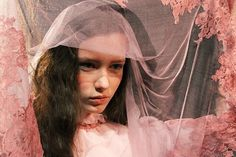 Meadham Kirchoff F/W 2014 photographed by Rosaline Shahnavaz for AnOther Magazine