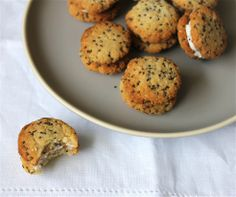 Chia Cococream Cookies
