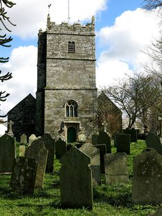 St Teath Church (St Tetha) - Cornwall Guide Photos