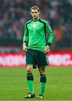 Poland x Germany 11/10/14 - euro 2016 qualifying